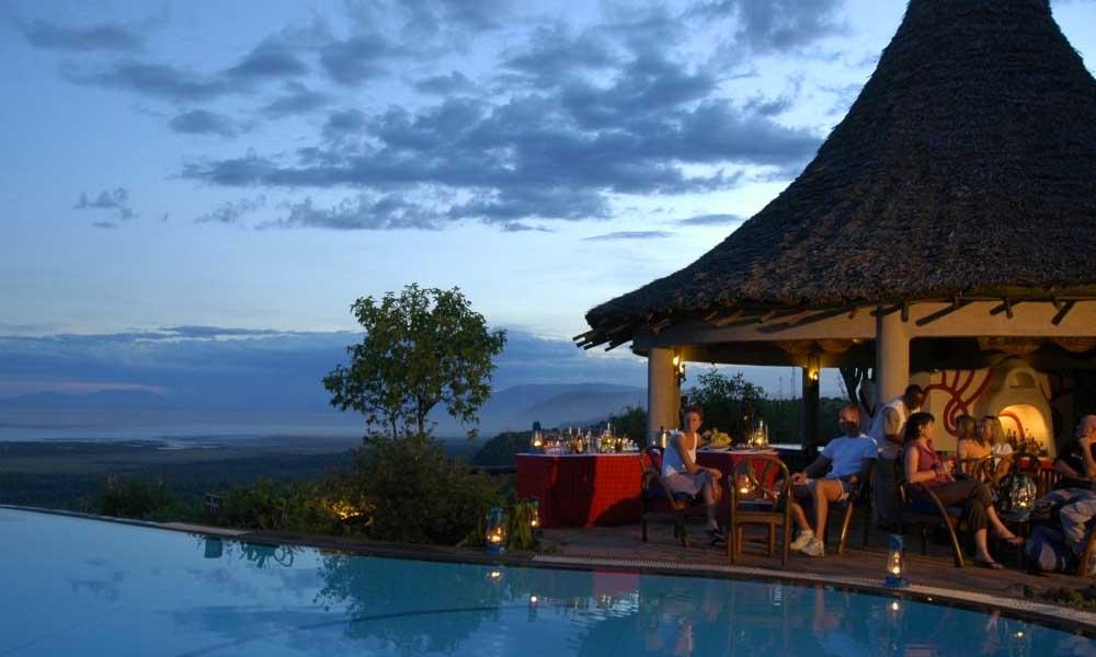 Manyara Serena Lodge