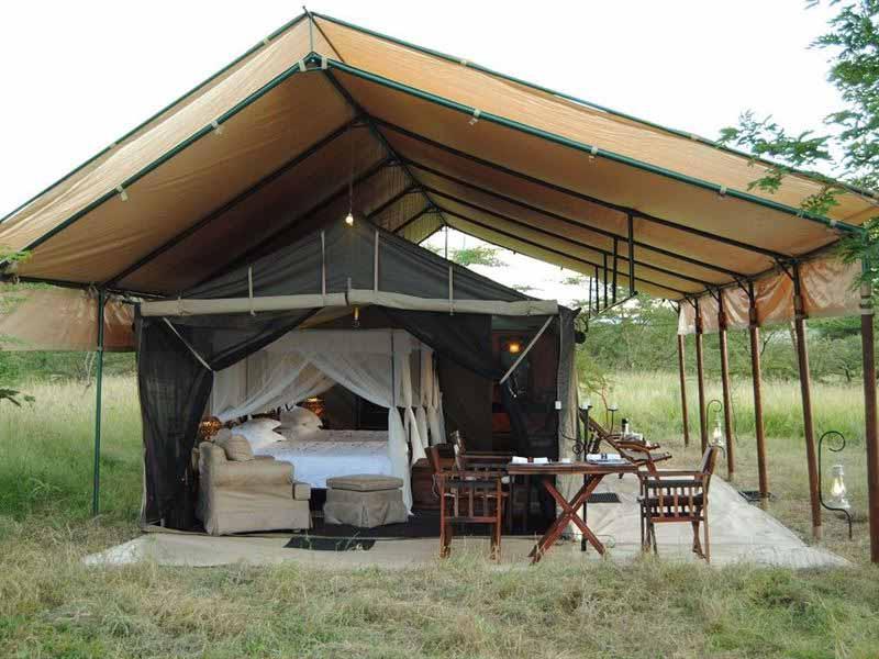 Serengeti Tanzania Bush Camp