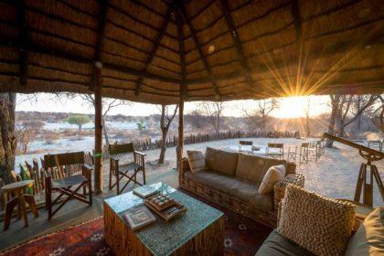 Tuskers Bush Camp 1