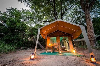 Tuskers Bush Camp